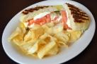 fresh mozzarella n tomato 138w